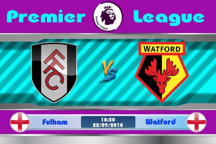 Soi kèo Fulham vs Watford 18h30, ngày 20/9: Cơ hội chia đều