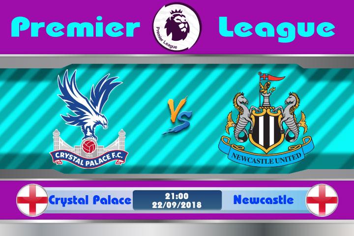 Soi kèo Crystal Palace vs Newcastle 21h00, ngày 20/9: 3 điểm không khó