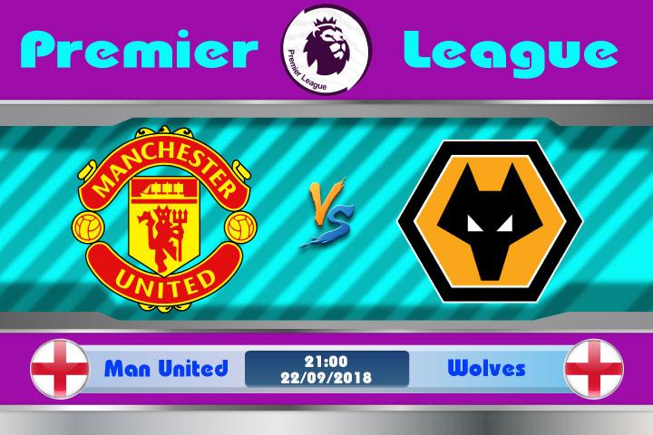 Soi kèo Manchester United vs Wolves 21h00, ngày 20/9: Quỷ đỏ trở lại
