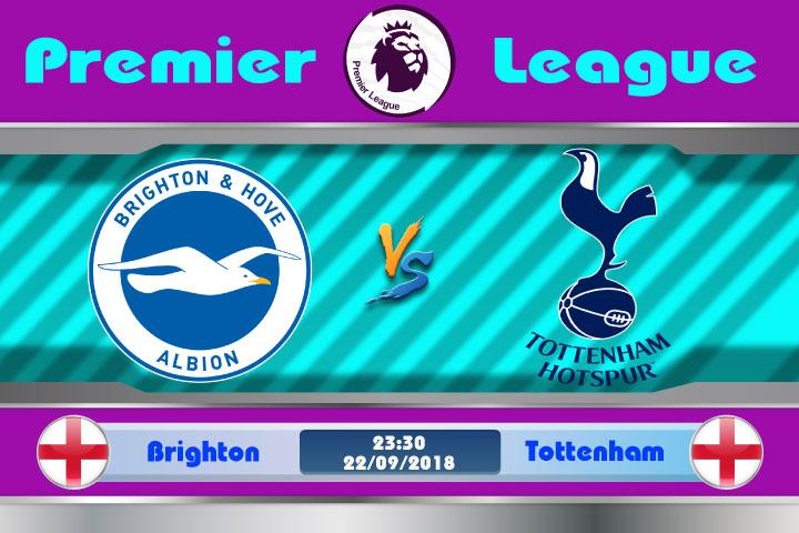 Soi kèo Brighton vs Tottenham 23h30, ngày 20/9: Kẻ gác đền yếu ớt