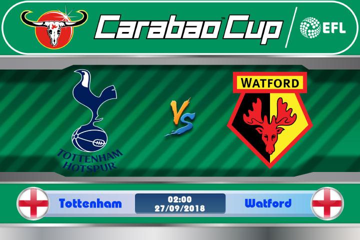 Soi kèo Tottenham vs Watford 02h00, ngày 27/9: Gà Trống phục hận