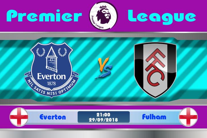 Soi kèo Everton vs Fulham 21h00, ngày 29/9: Vùng đất tử thần