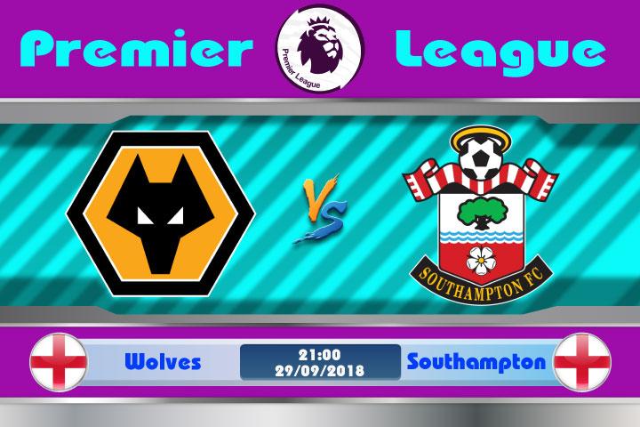 Soi kèo Wolves vs Southampton 21h00, ngày 29/9: Tân binh nỗi bật