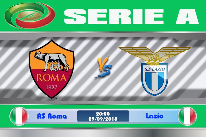 Soi kèo AS Roma vs Lazio 20h00, ngày 29/9: Thành Rome rựa lửa