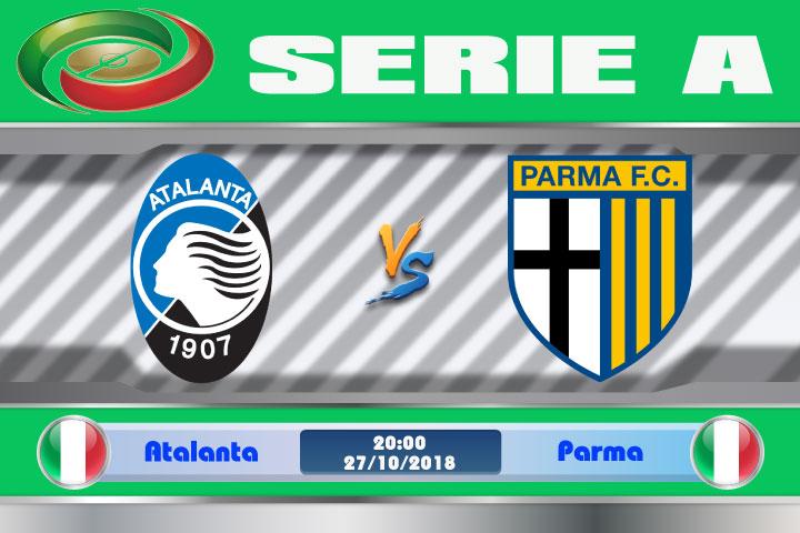 Soi kèo Atalanta vs Parma 20h00, ngày 27/10: Không dễ bắt nạt