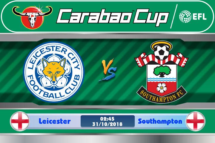 Soi kèo Leicester vs Southampton 02h45, ngày 31/10: Bầy Cáo đắc thắng