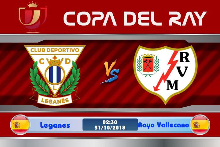 Soi kèo Leganes vs Rayo Vallecano 02h30, ngày 31/10: Lịch sử lặp lại