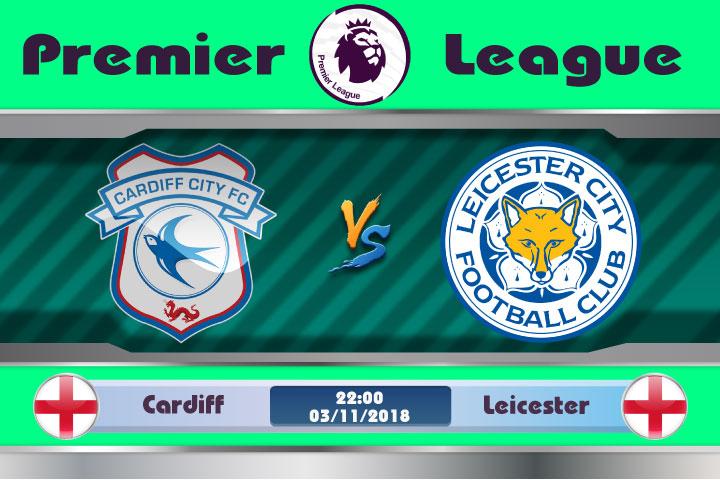 Soi kèo Cardiff vs Leicester 22h00, ngày 3/11: Món quà tiễn đưa