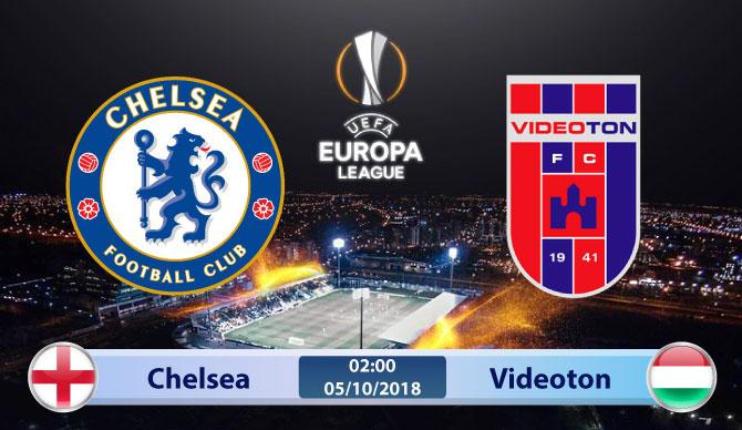 Soi kèo Chelsea vs Videoton 02h00, ngày 05/10: Bắt nạt kẻ yếu