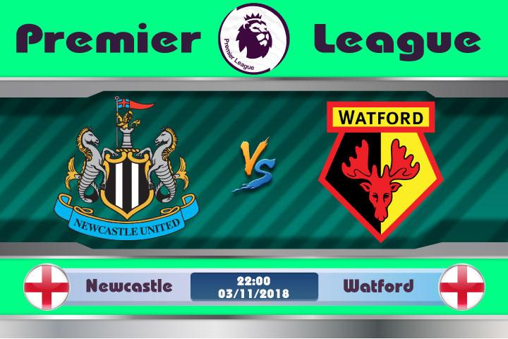 Soi kèo Newcastle vs Watford 22h00, ngày 3/11: Đối thủ ưa thích