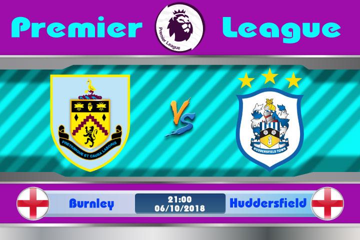 Soi kèo Burnley vs Huddersfield 21h00, ngày 6/10: Hàng thủ yếu ớt