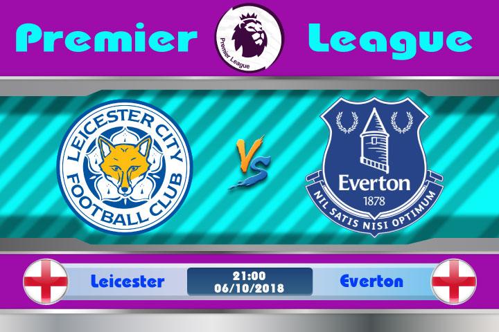 Soi kèo Leicester vs Everton 21h00, ngày 6/10: Bầy Cáo chiếm ưu thế