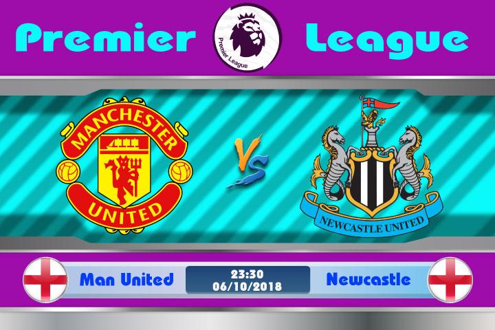Soi kèo Manchester United vs Newcastle 23h30, ngày 6/10: Đoạn đầu đài