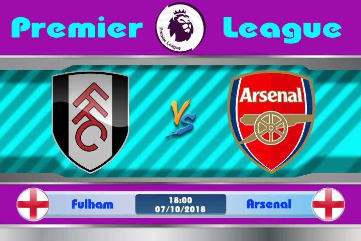 Soi kèo Fulham vs Arsenal 18h00, ngày 7/10: Pháo Thủ thăng hoa