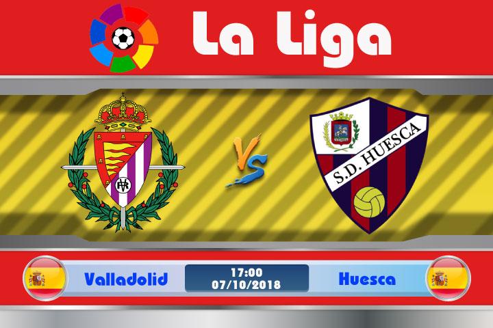 Soi kèo Valladolid vs Huesca 17h00, ngày 7/10: Phong độ yếm kém