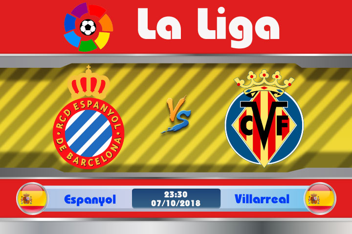 Soi kèo Espanyol vs Villarreal 23h30, ngày 7/10: Hao mòn sức lực