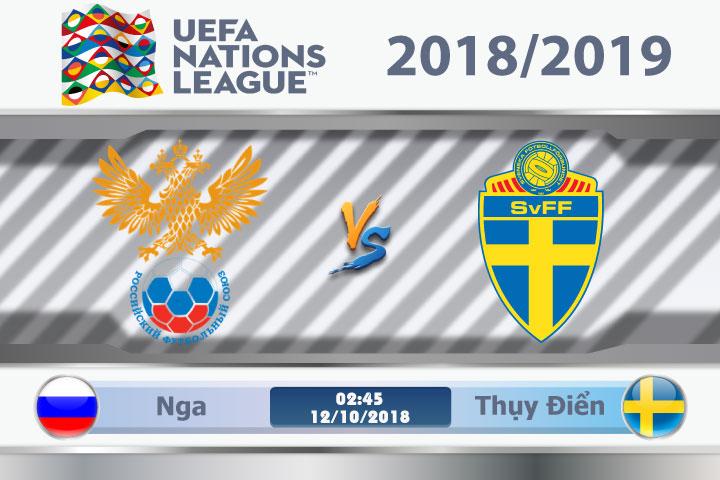 Soi kèo Nga vs Thụy Điển 02h45, ngày 12/10: Gấu Nga bùng nổ