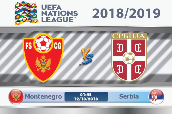 Soi kèo Montenegro vs Serbia 01h45, ngày 12/10: Chướng ngại lớn nhất