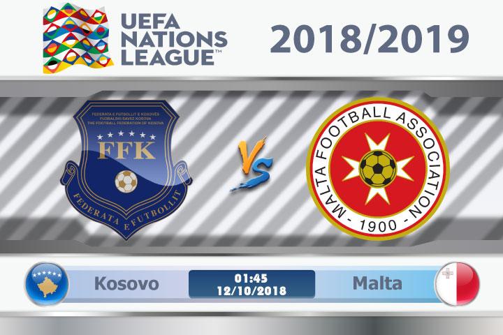 Soi kèo Kosovo vs Malta 01h45, ngày 12/10: Phong độ thăng hoa