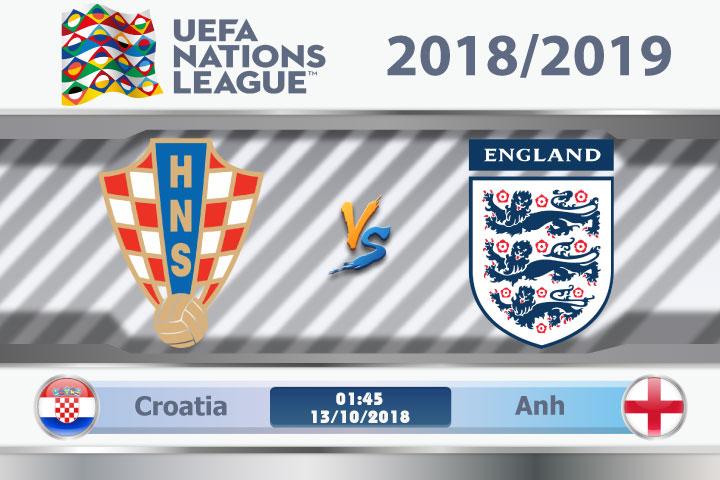 Soi kèo Croatia vs Anh 01h45, ngày 13/10: Tam Sư có phục hận ?