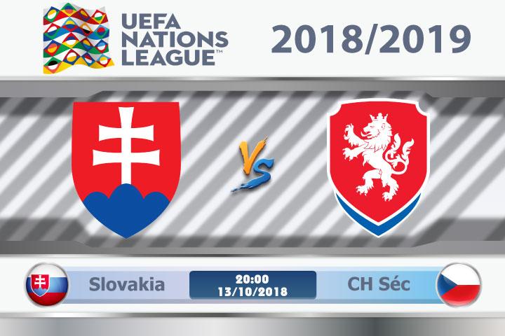 Soi kèo Slovakia vs CH Séc 20h00, ngày 13/10: Nền bóng đá suy thoái