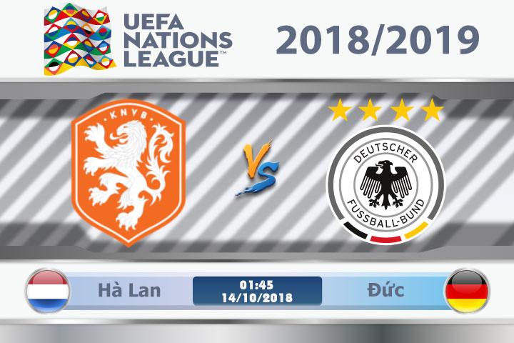 Soi kèo Hà Lan vs Đức 01h45, ngày 14/10: Không dễ chiến thắng