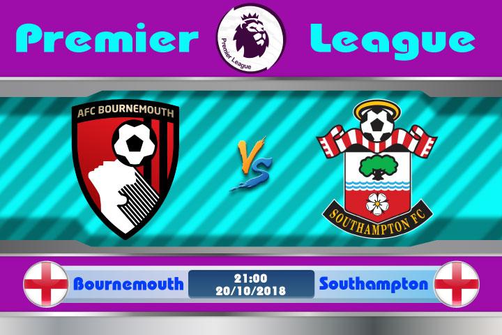 Soi kèo Bournemouth vs Southampton 21h00, ngày 20/10: 3 điểm không khó