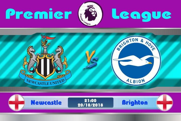 Soi kèo Newcastle vs Brighton 21h00, ngày 20/10: Tìm kiếm chiến thắng