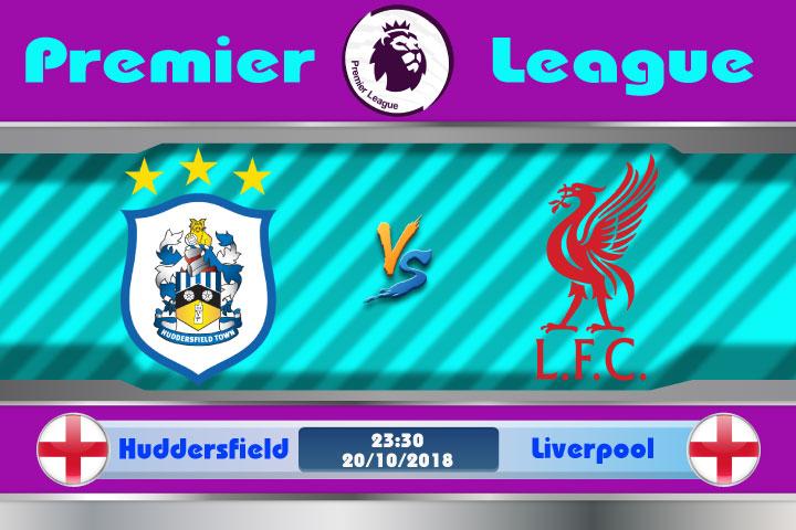Soi kèo Huddersfield vs Liverpool 23h30, ngày 20/10: Lấy lại phong độ