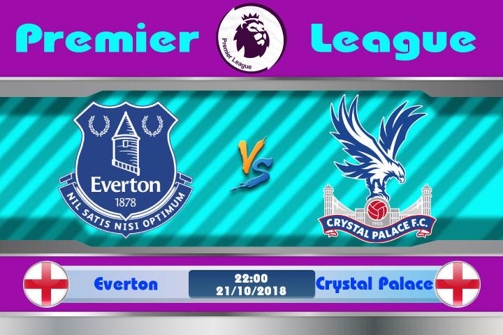 Soi kèo Everton vs Crystal Palace 22h00, ngày 21/10: Đối thủ ưa thích