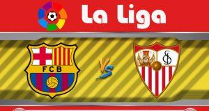 Soi kèo Barcelona vs Sevilla 01h45, ngày 21/10: Khẳng định vị thế