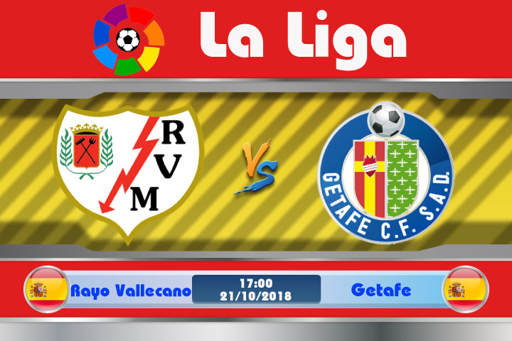 Soi kèo Rayo Vallecano vs Getafe 17h00, ngày 21/10: Chấm dứt nỗi đau