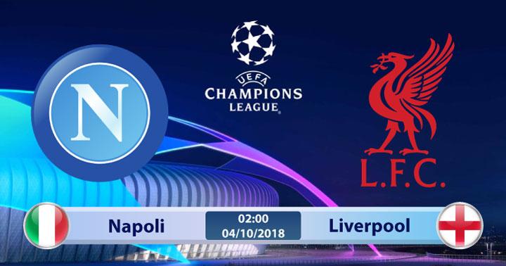 Soi kèo Napoli vs Liverpool 02h00, ngày 04/10: Chưa từng chiến thắng