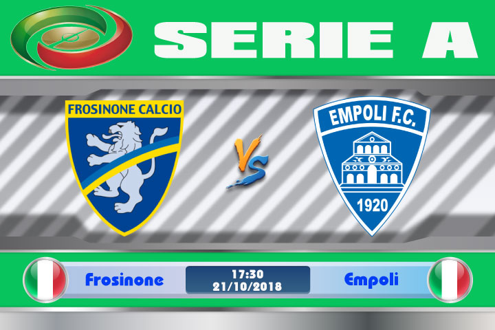 Soi kèo Frosinone vs Empoli 17h30, ngày 21/10: Không quá khác biệt