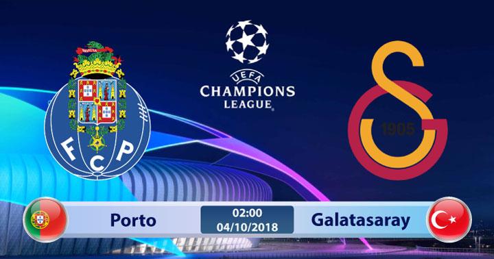 Soi kèo Porto vs Galatasaray 02h00, ngày 04/10: Bất ổn thi đấu xa nhà