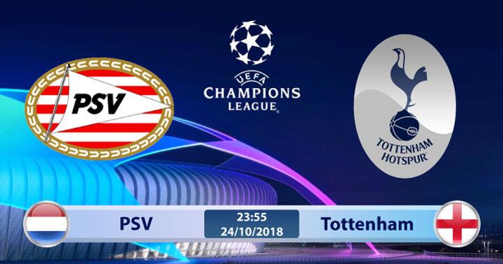 Soi kèo PSV vs Tottenham 23h55, ngày 24/10: Cơ hội nào cho The Spurs