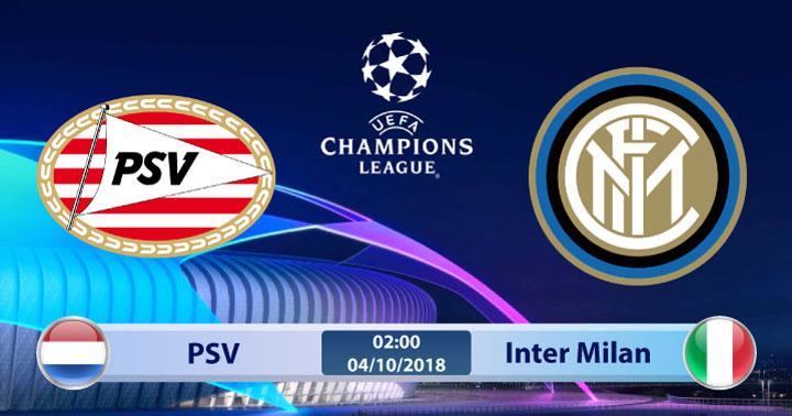 Soi kèo PSV vs Inter Milan 02h00, ngày 04/10: Khó khăn chồng chất