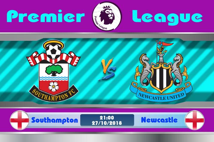 Soi kèo Southampton vs Newcastle 21h00, ngày 27/10: 3 điểm trọn vẹn