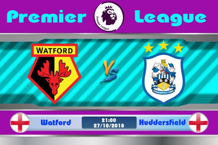 Soi kèo Watford vs Huddersfield 21h00, ngày 27/10: Khôi phục tinh thần
