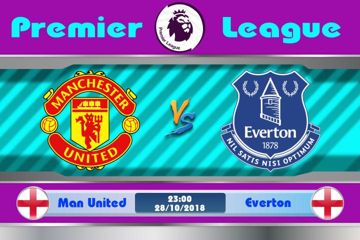 Soi kèo Manchester United vs Everton 23h00, ngày 28/10: Ám ảnh nhà hát