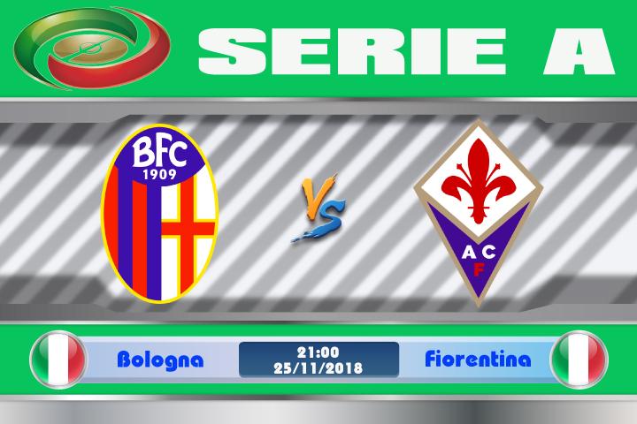 Soi kèo Bologna vs Fiorentina 21h00, ngày 25/11: Cơ hội không đến nhiều