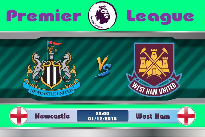 Soi kèo Newcastle vs West Ham 22h00, ngày 01/12: Thừa thắng xông lên