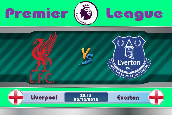Soi kèo Liverpool vs Everton 23h15, ngày 02/12: Nỗi ám ảnh trên Anfield