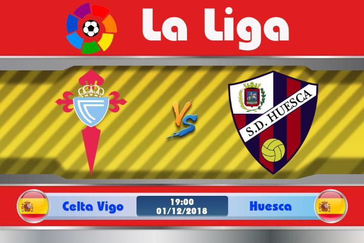 Soi kèo Celta Vigo vs Huesca 19h00, ngày 02/12: Chạm mặt tại La Liga