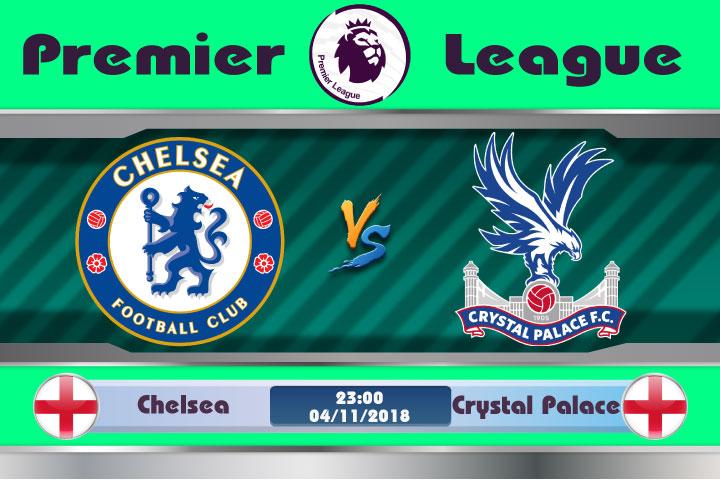Soi kèo Chelsea vs Crystal Palace 23h00, ngày 04/11: Củng cố hàng thủ