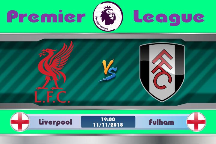 Soi kèo Liverpool vs Fulham 19h00, ngày 11/11: Trút giận lên đối thủ