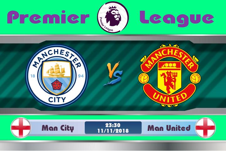 Soi kèo Man City vs Manchester United 23h30, ngày 11/11: Thắp sáng Etihad