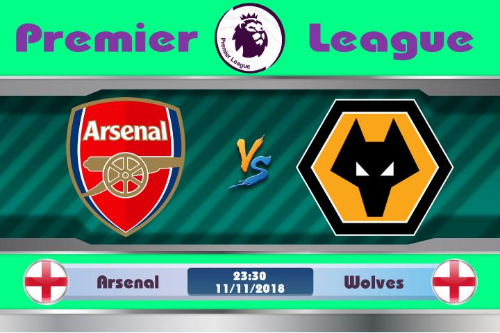 Soi kèo Arsenal vs Wolves 23h30, ngày 11/11: Ám ảnh bởi Pháo Thủ