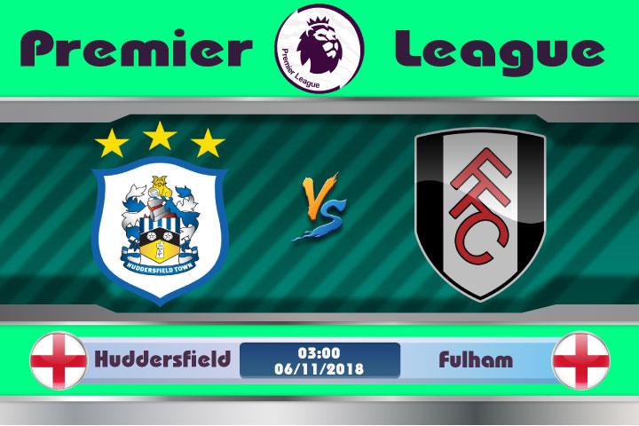 Soi kèo Huddersfield vs Fulham 03h00, ngày 06/11: Quá khứ hào hùng