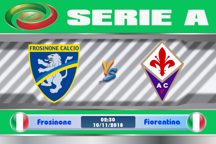 Soi kèo Frosinone vs Fiorentina 02h30, ngày 10/11: Không khó để thắng